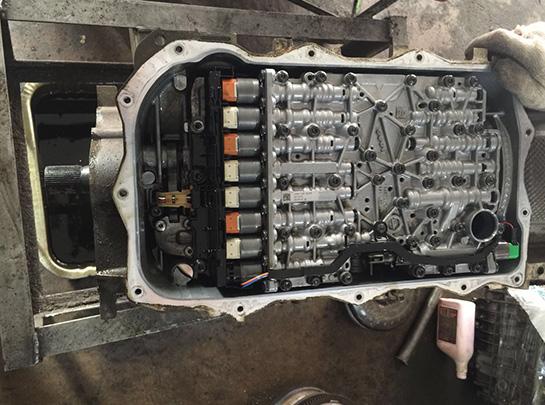 包头自动变速箱维修